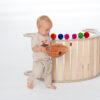 bujak drewniany montessori dla dziecka good wood