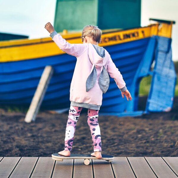 równowaznia trick board dla dziecka good wood