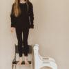 drewniane krzeslełko dla dziecka good wood