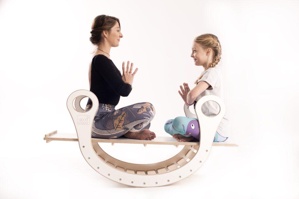 joga dla dziecka bujak good wood