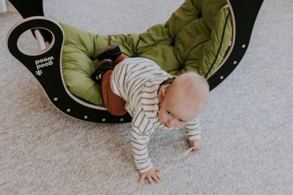 materac futon dla dziecka do bujaka good wood