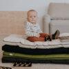 futon materac do bujaka good wood dla dziecka