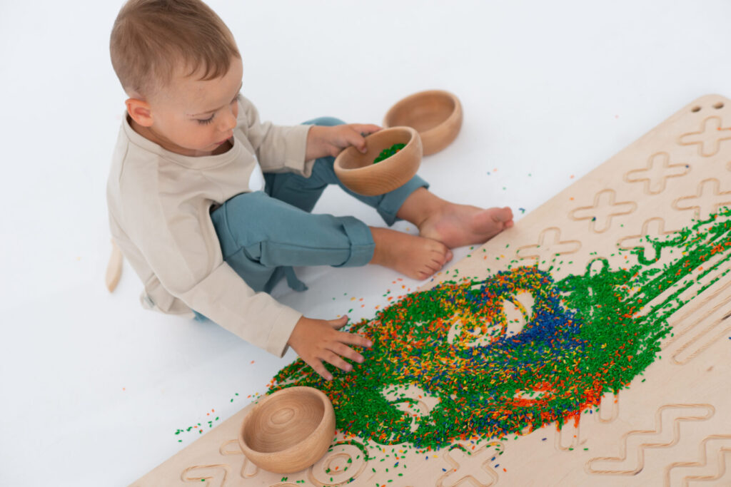 sensoryka platforma sensoryczna